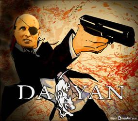 Dayan by b-omer