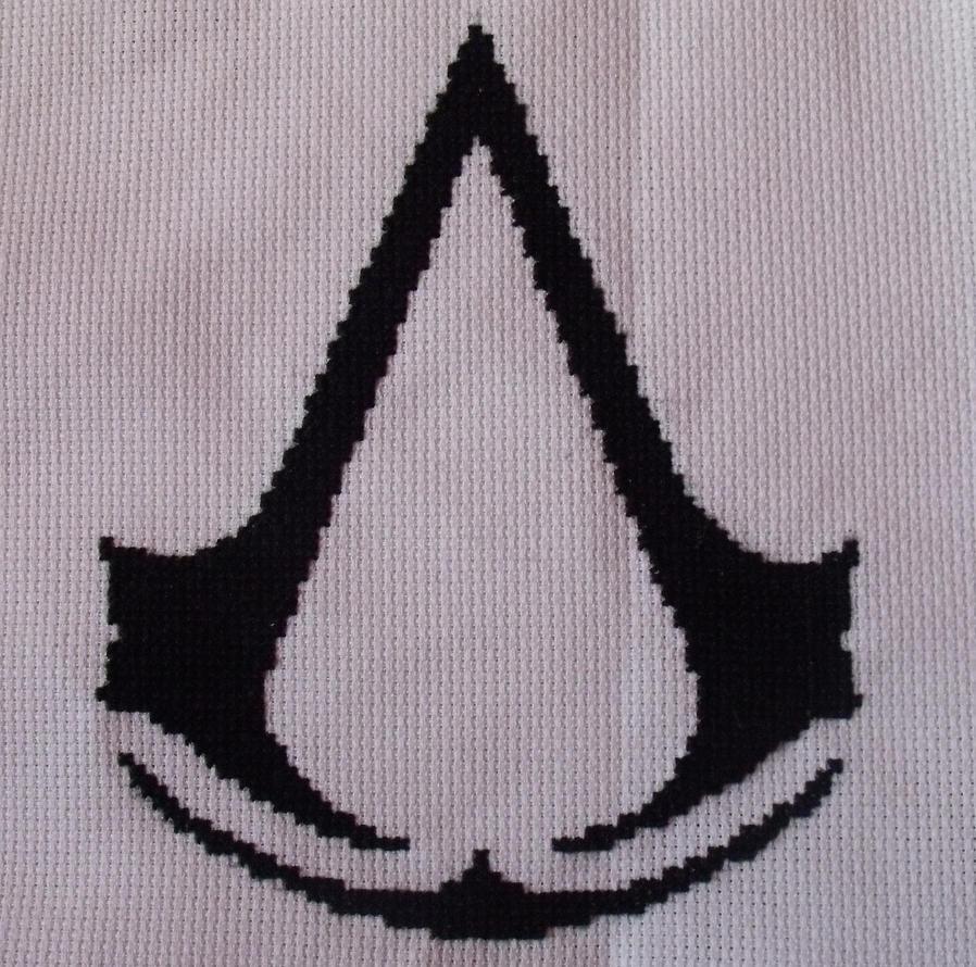 Assassins Creed Symbol By Hviktor On Deviantart