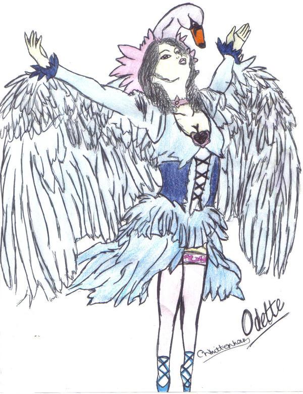 Odette by x-clarey-x