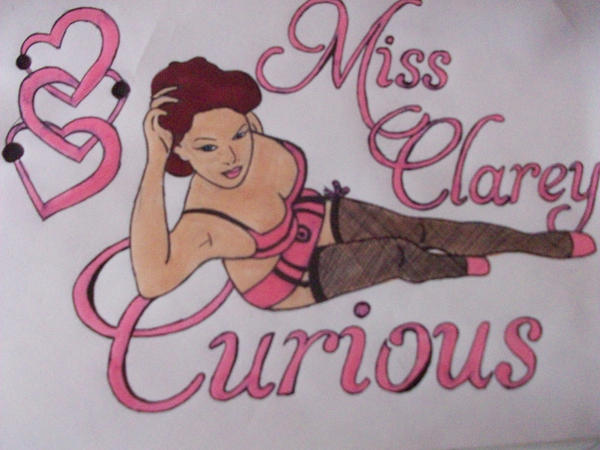 Miss Clarey Curious by x-clarey-x