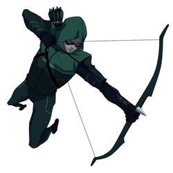 Arrow by waleff
