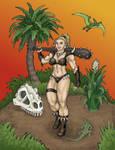 Lona the Barbarian