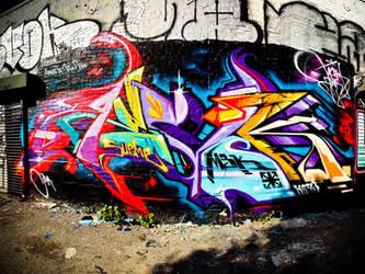 revok ''street forest'' by ssamba
