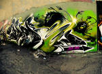 ewok ''lime green''