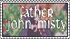 Father John Misty Stamp by CloverFrost-Adopts