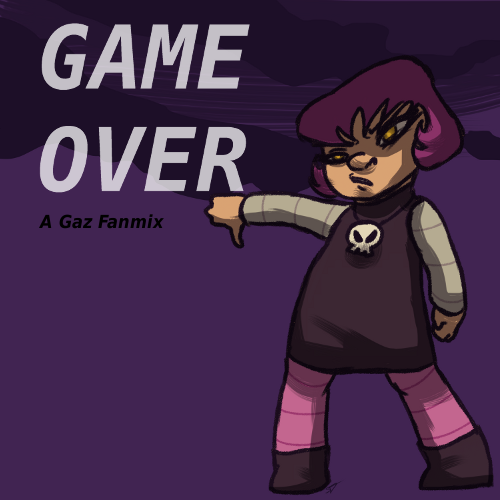 Game Over by ZimGalForevah