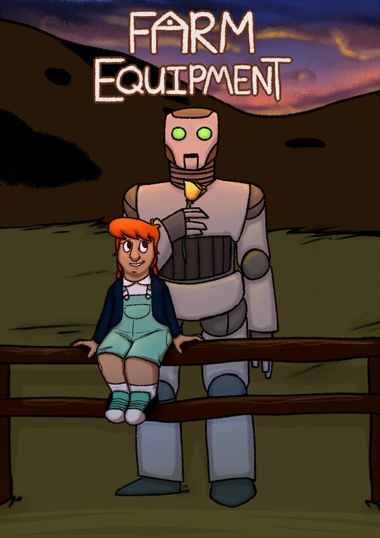 Farm Equipment by ZimGalForevah