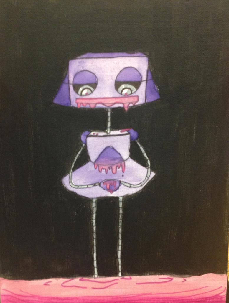 Robo Me by ZimGalForevah