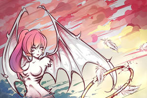Morgana the Fallen Angel