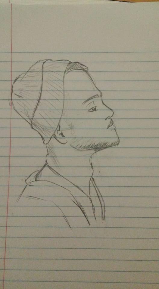 Sketches by Delyragos
