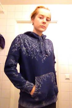 Jack frost hoodie