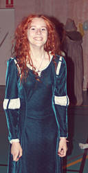 Merida cosplay by AliceIsMusic