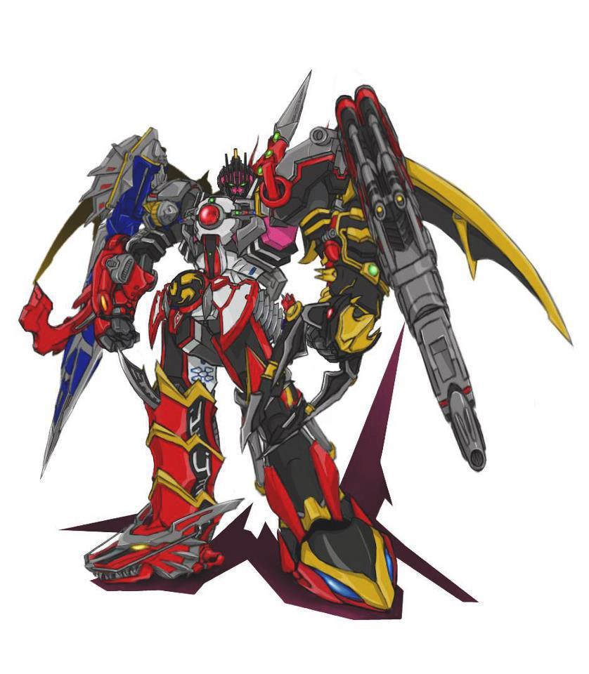 Neo Heisei Kamen Rider Final Form Arms by crimes0n on DeviantArt