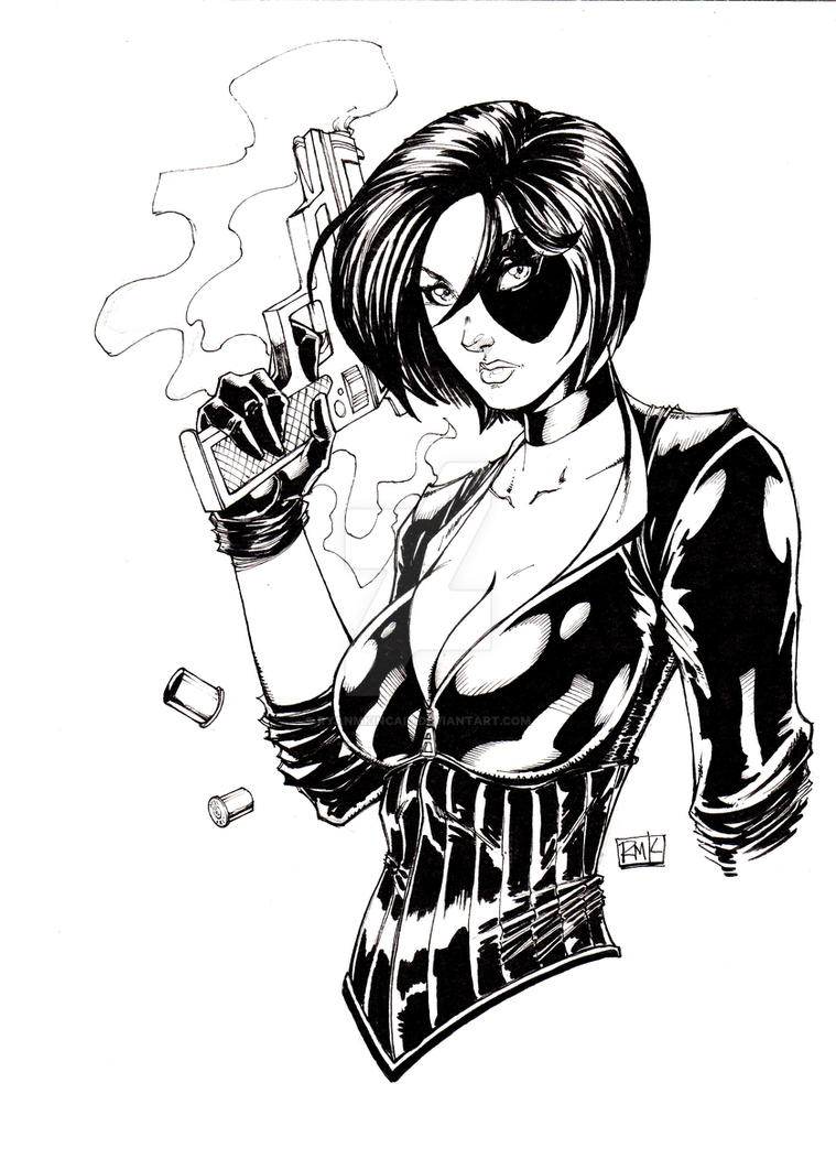 domino by RyanMKincaid