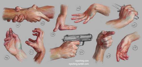Hand Study 5
