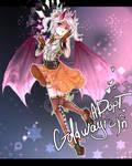 closed Adopt   little DEVIL girl by GALDWAYTERN