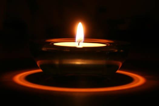 candle light twice