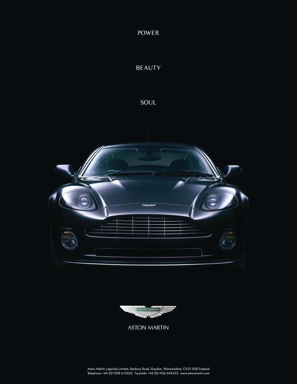 Aston Martin Print Advertising By Krimzonds On Deviantart