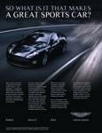 Aston Martin Print Ad 2