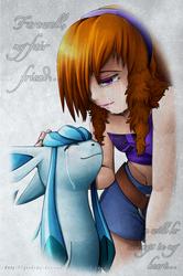 Farewell, my fair friend... by Jeshika-Haruno