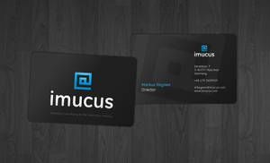 name cards by imucus