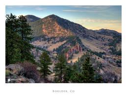 Boulder, Colorado by imucus