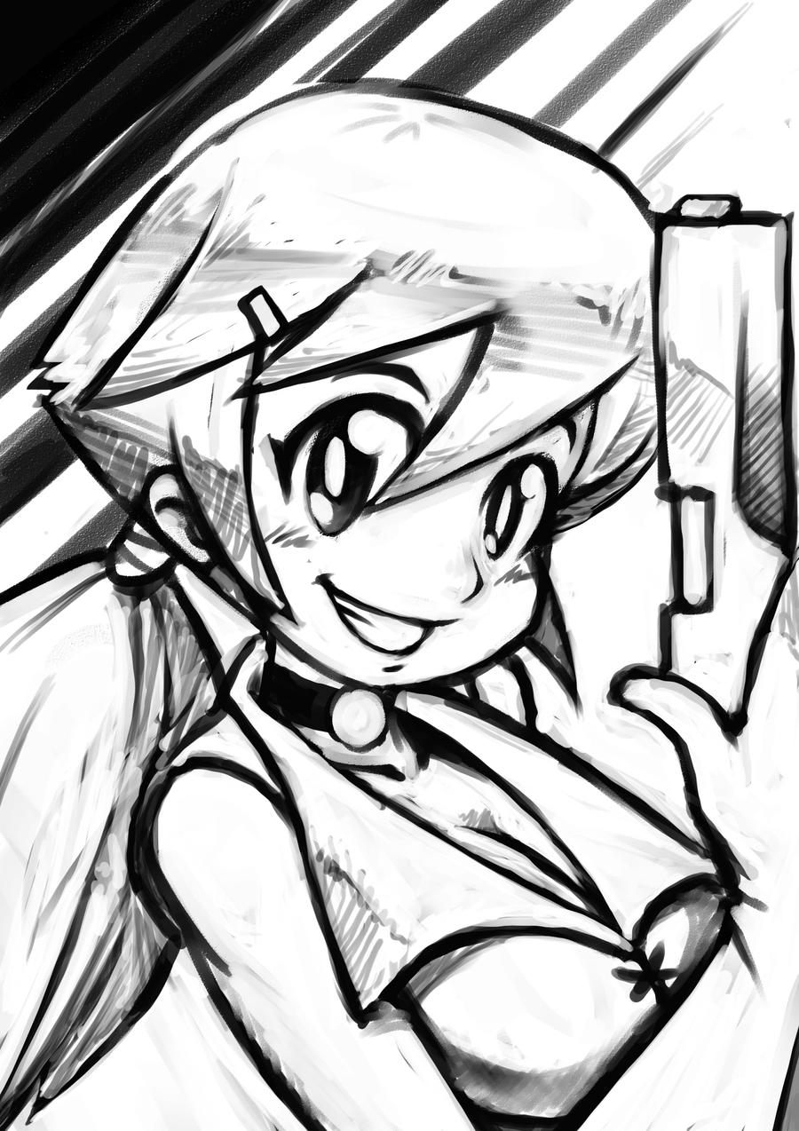 Trigger Happy by KoiDrake