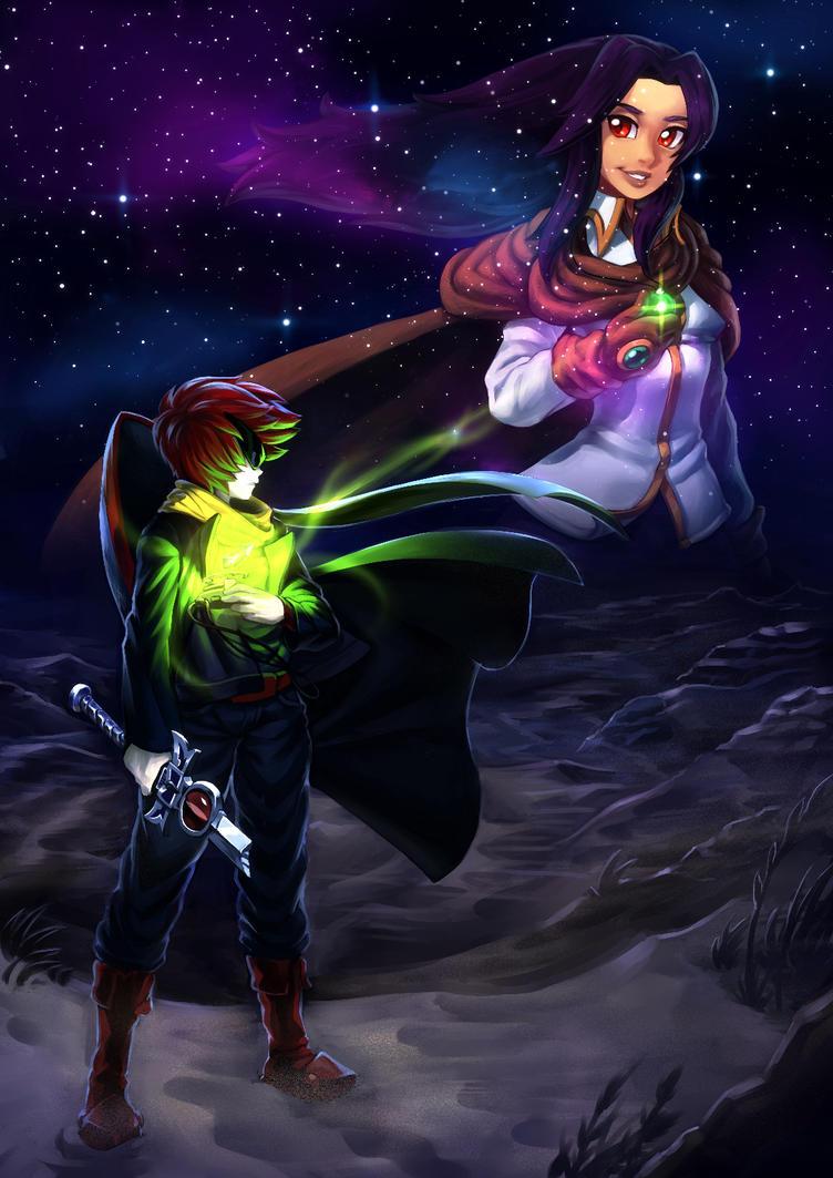 PB and Wanda by KoiDrake