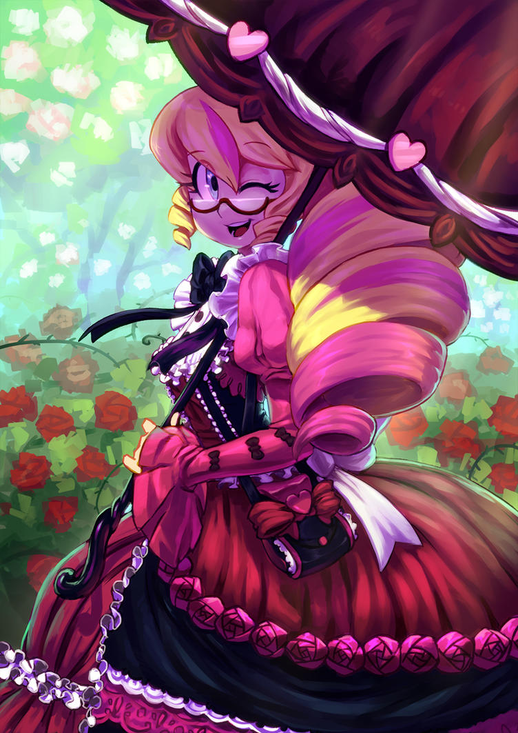 Katie Lolita by KoiDrake
