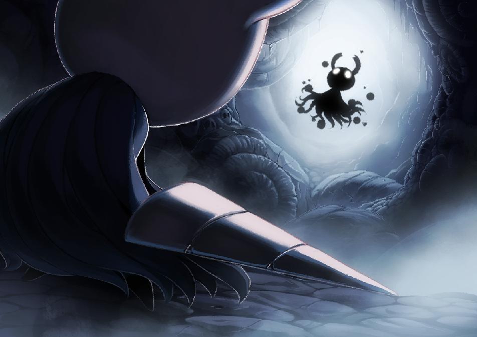 Hollow Knight by KoiDrake