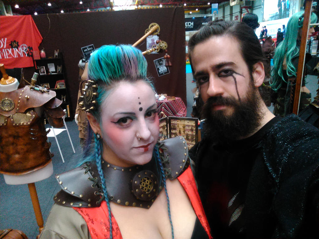 Comic Con Portugal 2016 by SkyPirate-Creations