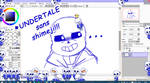 Undertale - Sans shimeji [UPDATED]