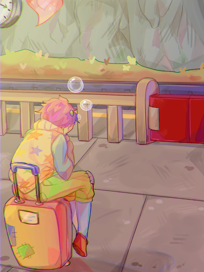 Station by Mirachaan