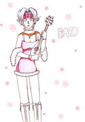 Bard female by Achema