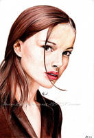 Natalie Portman by han23