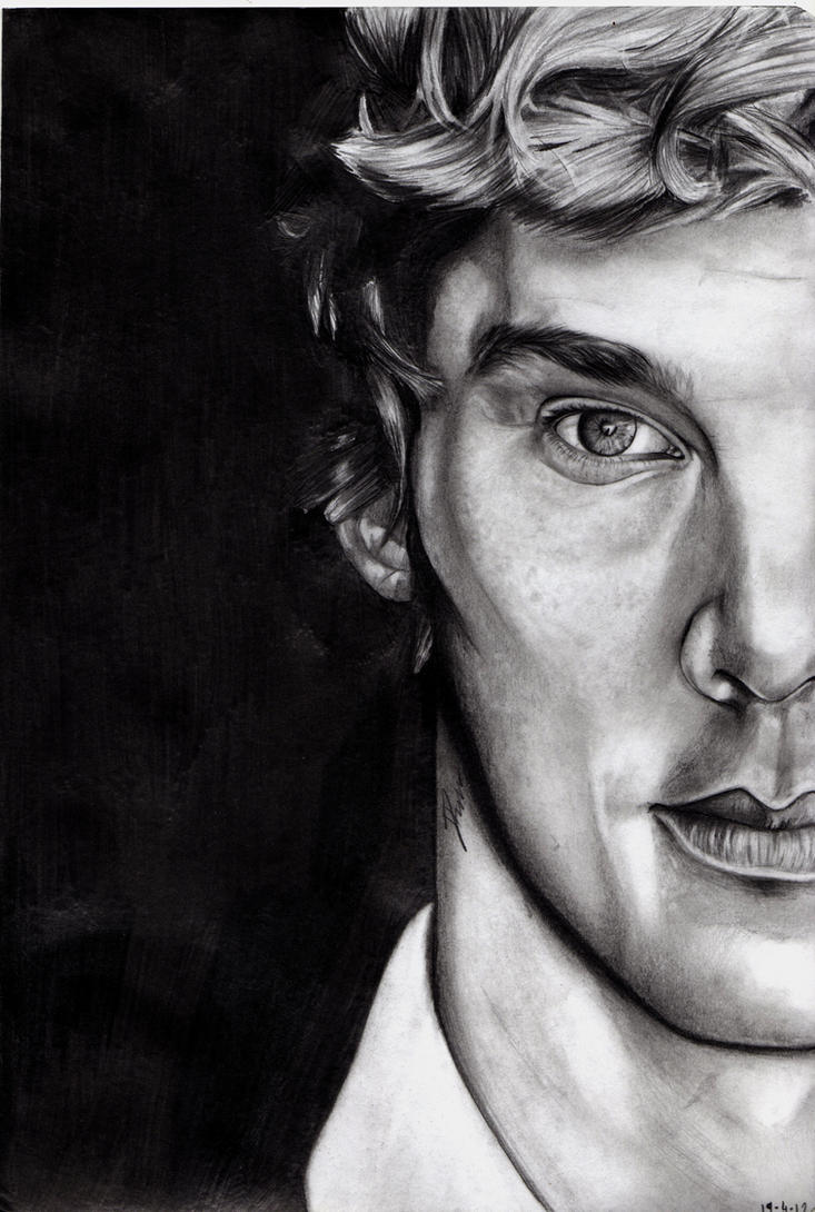 Benedict Cumberbatch by han23