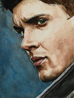 Dean Winchester by han23