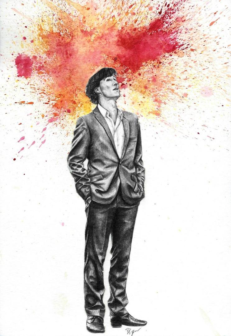 Mr. Holmes by han23