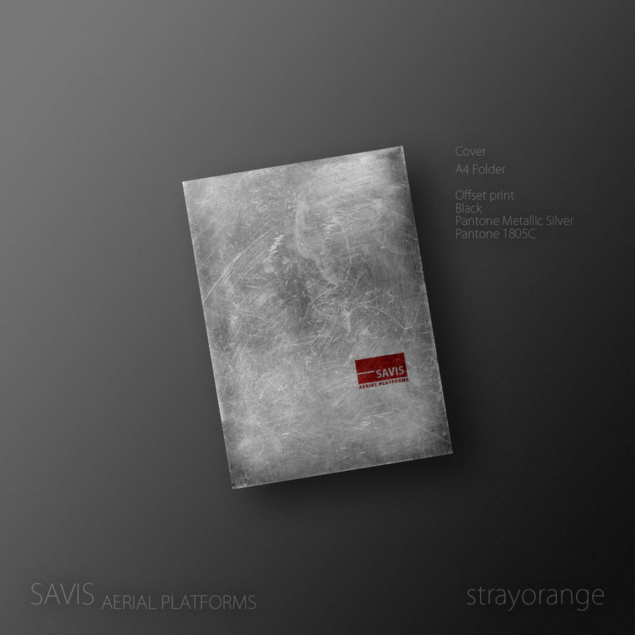 SAVIS - Folder - DRAFT by CAFxX