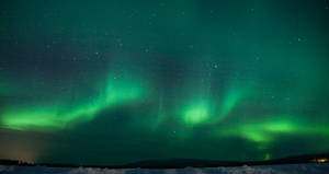 Northern Lights II by CAFxX