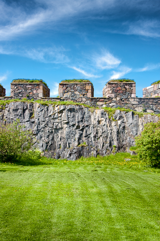 Suomenlinna by CAFxX
