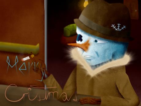 Merry christmas by Kuronekotaimu