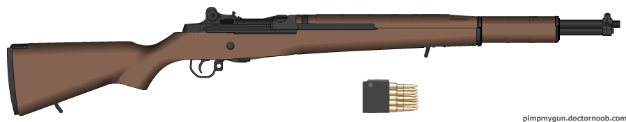 M-1 Garand by GeneralTate