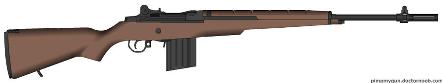 M-2 Garand by GeneralTate