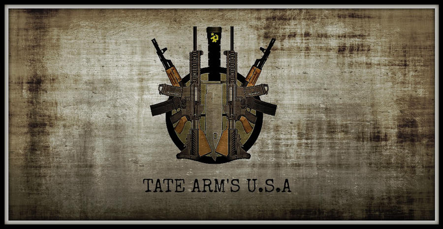 Tate Arm's Logo by GeneralTate