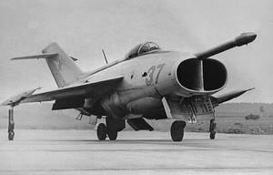 Yakolev Yak-36 by GeneralTate