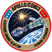 Apollo Soyuz Patch by GeneralTate