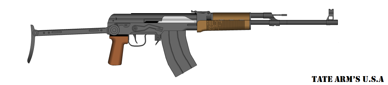Tate Arm's TSVD-15 by GeneralTate