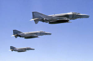McDonnell Douglas F-4 Phantoms of the ORANG 173RD by GeneralTate