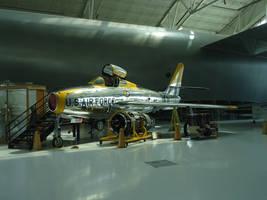 Republic Aviation F-84F Thunderstreak by GeneralTate